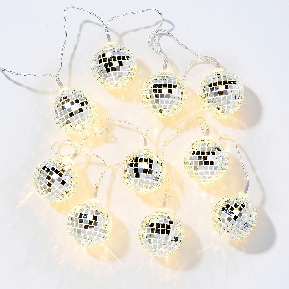 Disco Ball LED String Lights Image #2