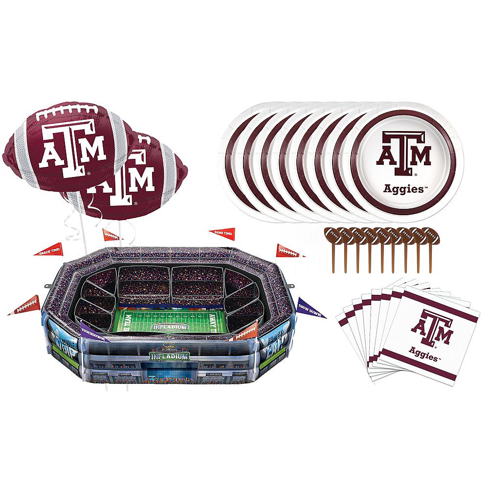 Sunny Anderson's Infladium™: Texas A&M Aggies Snack Stadium Kit Image #1
