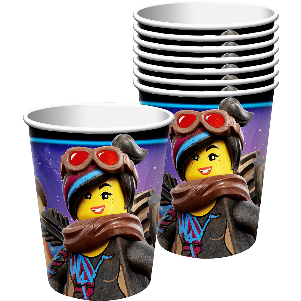 The LEGO Movie 2: The Second Part Tableware Kit for 16 Guests Image #6