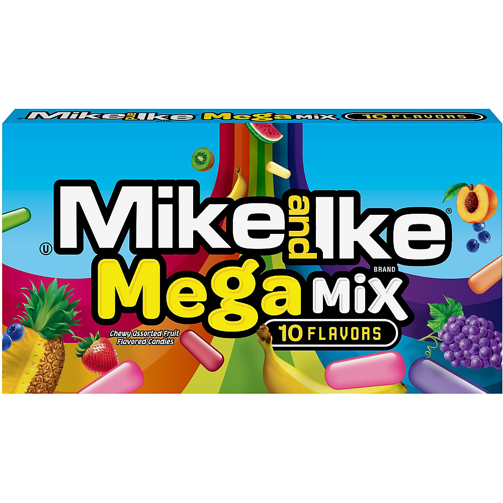 Mike Ike Mega Mix Party City
