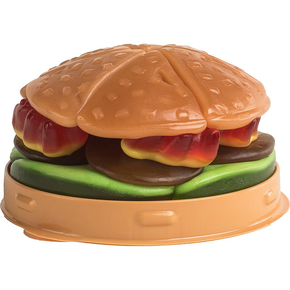 Burger Gummy Candy 22pc Image #2