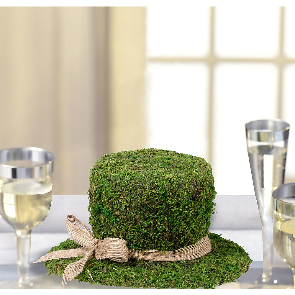 Nav Item for Moss Top Hat Decoration Image #1