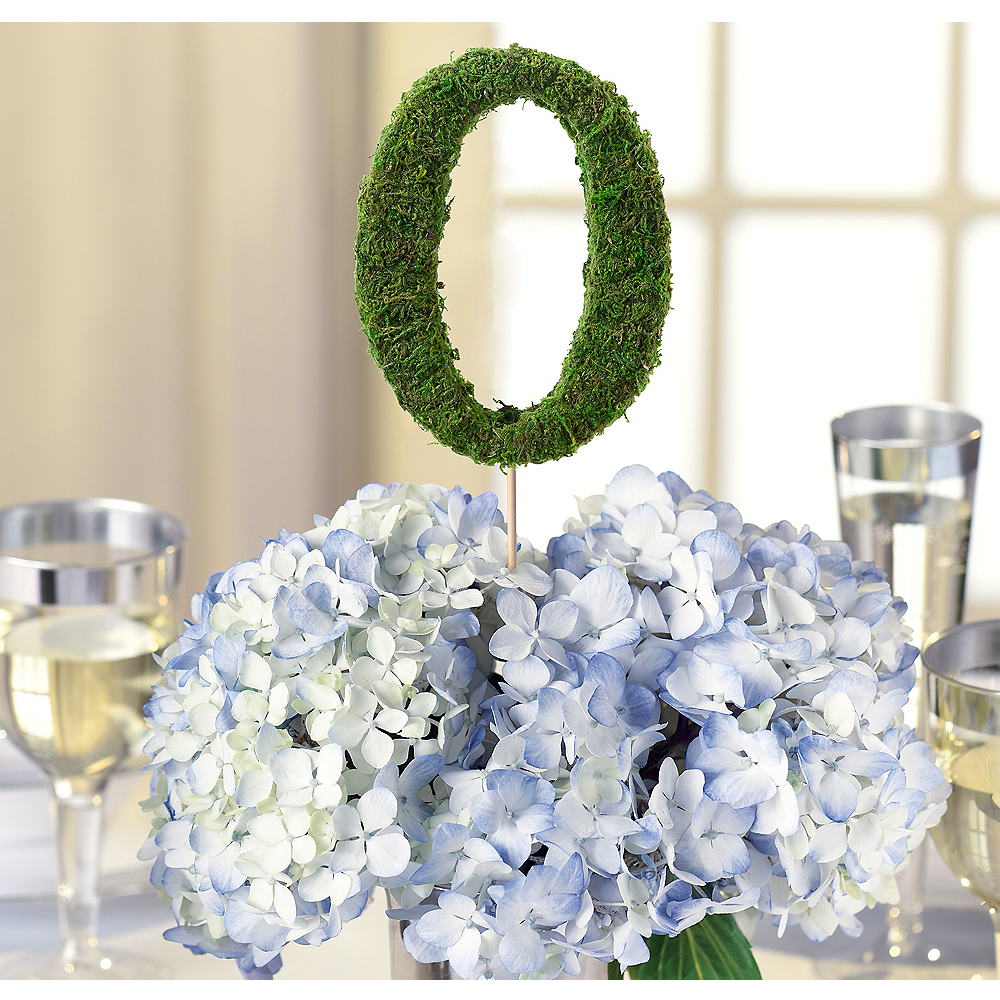 Moss Table Number 0 Image #1