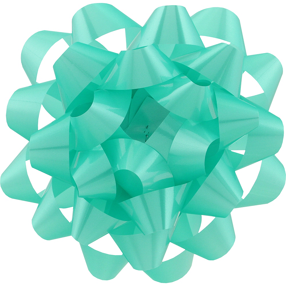 Nav Item for Teal Gift Bow Image #1