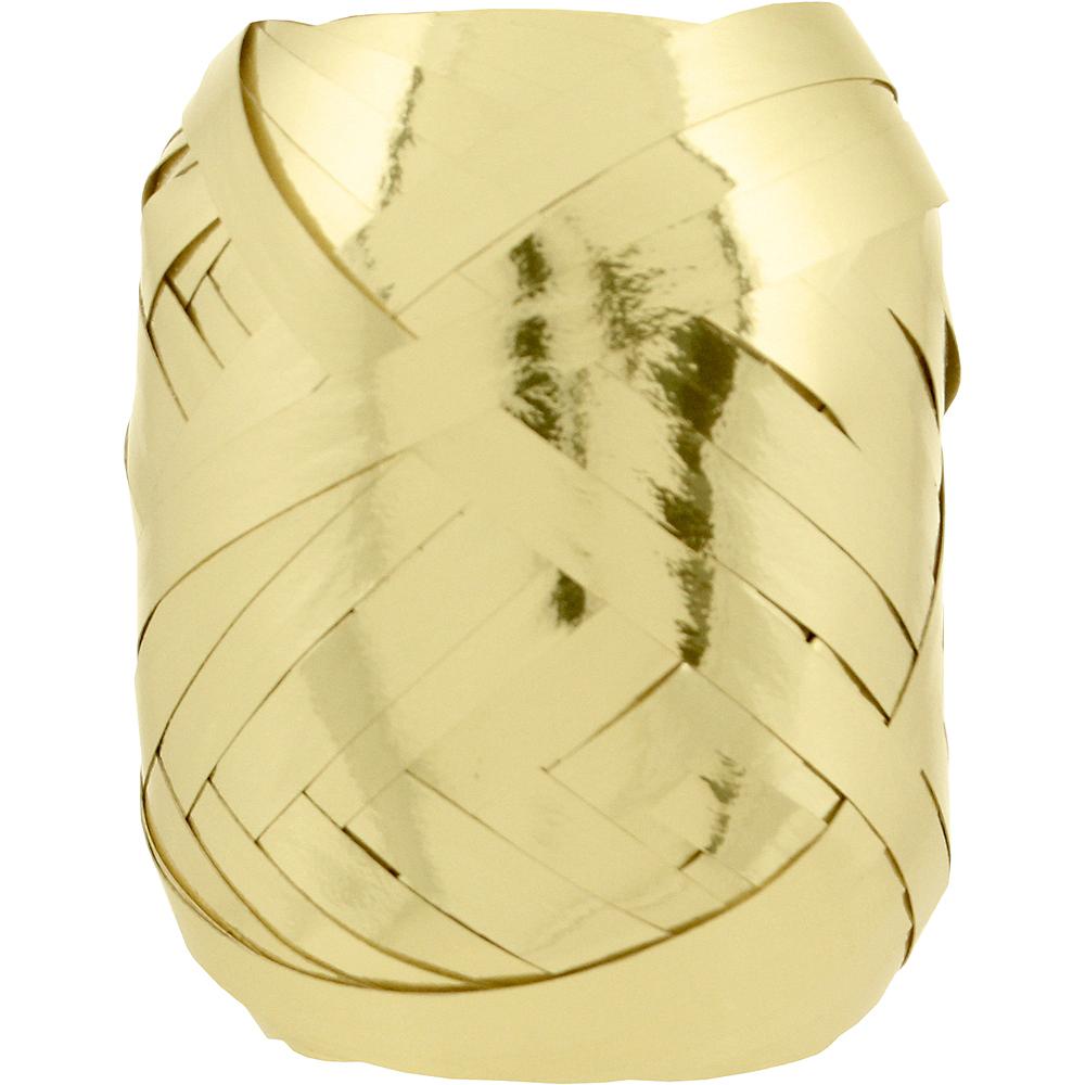 Metallic Gold Gift Wrap Set Image #3