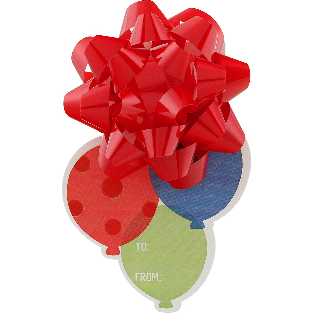 Red Gift Wrap Set Image #2