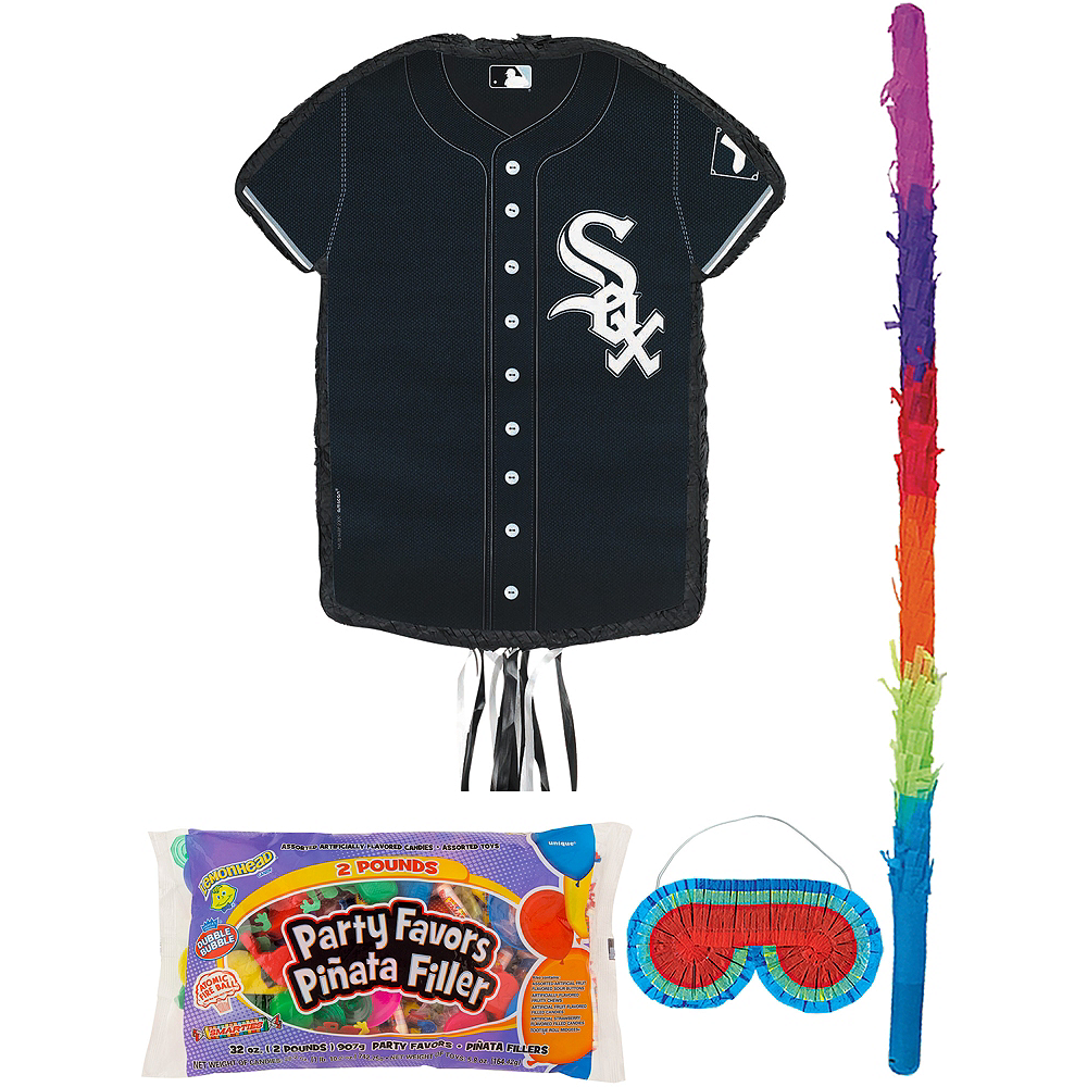 Chicago White Sox Pinata Kit with Candy & Favors Image #1