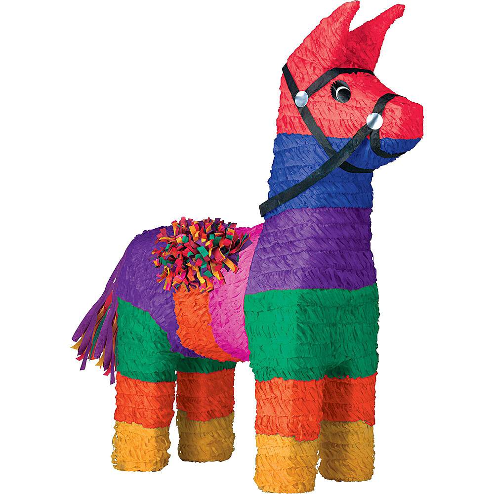 Donkey Pinata Kit with Candy & Favors Image #2