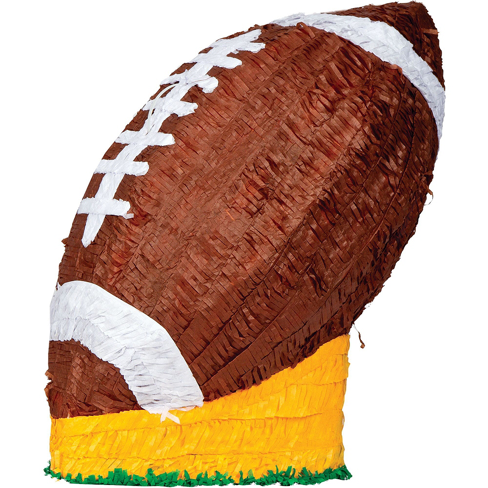Football Pinata Kit with Candy & Favors Image #2