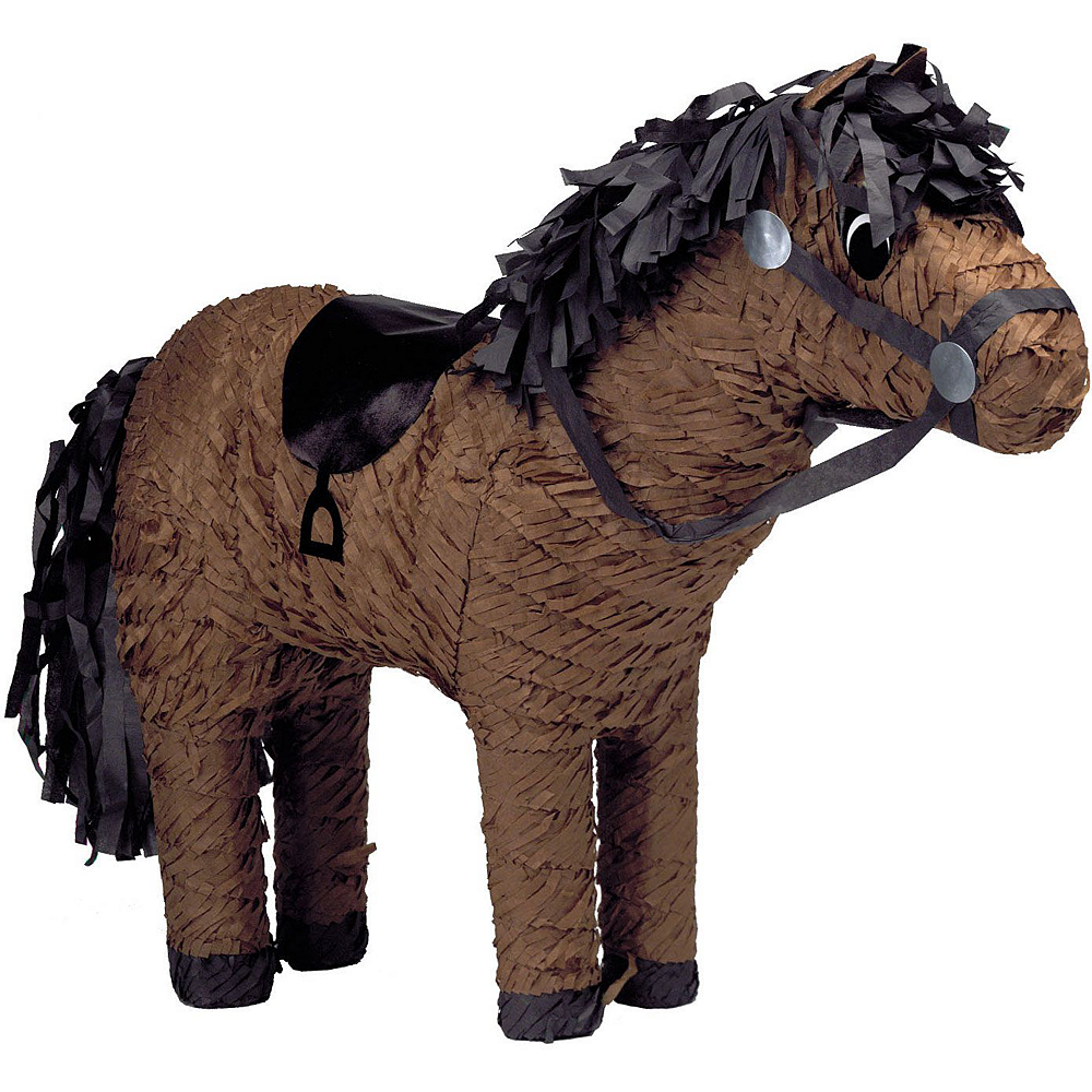 Horse Pinata Kit with Candy & Favors Image #2