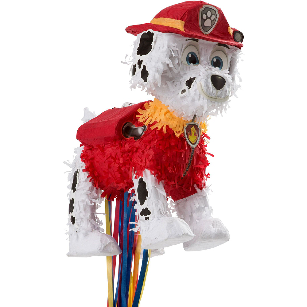 Marshall Pinata Kit with Candy & Favors - PAW Patrol Image #2