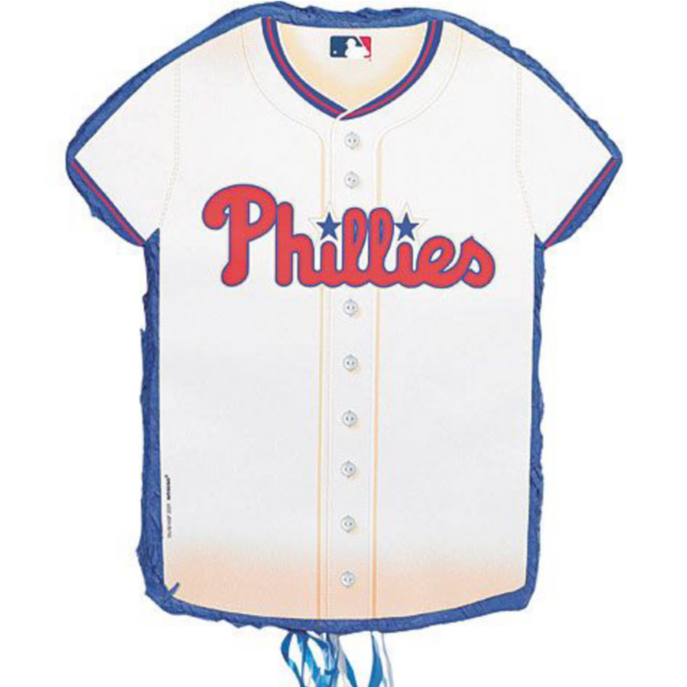Philadelphia Phillies Pinata Kit with Candy & Favors Image #2