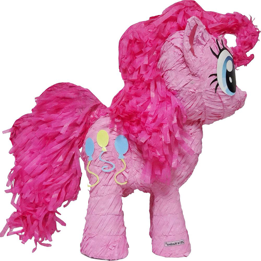 Pinkie Pie Pinata Kit with Candy & Favors - My Little Pony Image #5