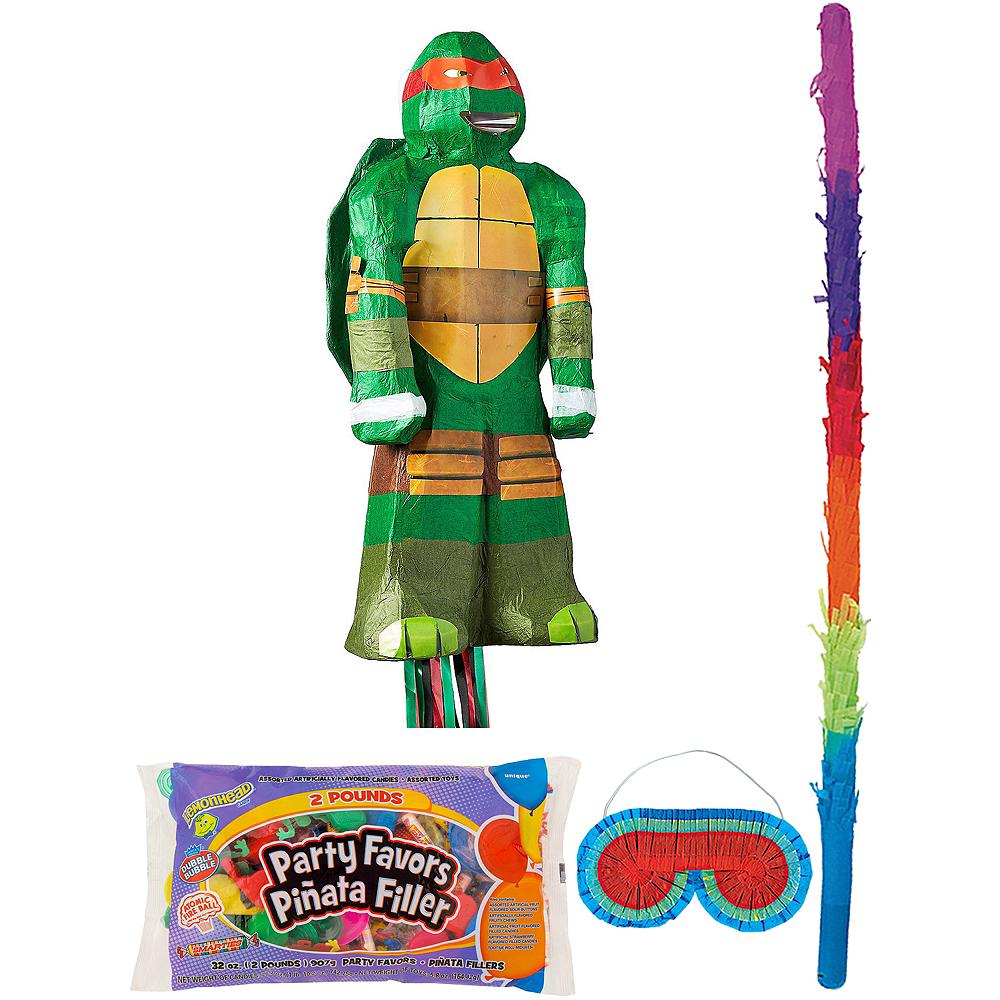 Raphael Pinata Kit with Candy & Favors - Teenage Mutant Ninja Turtles Image #1