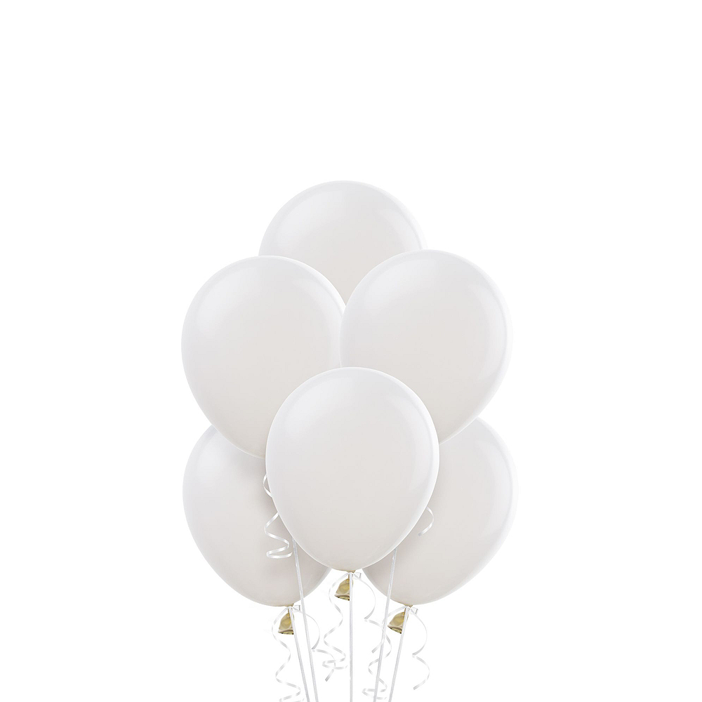 Air-Filled Champagne Bottle Balloon Kit Image #2