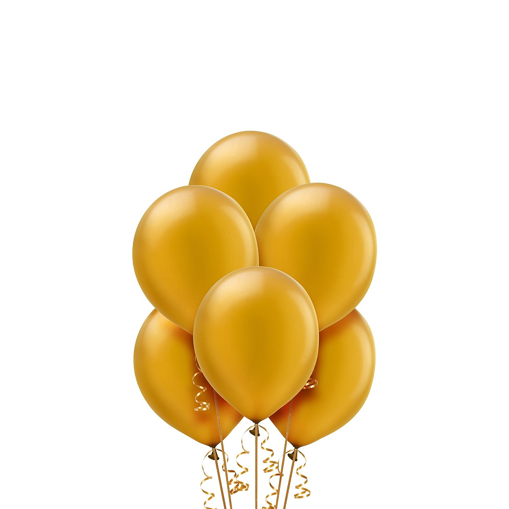 Air-Filled Champagne Bottle Balloon Kit Image #5