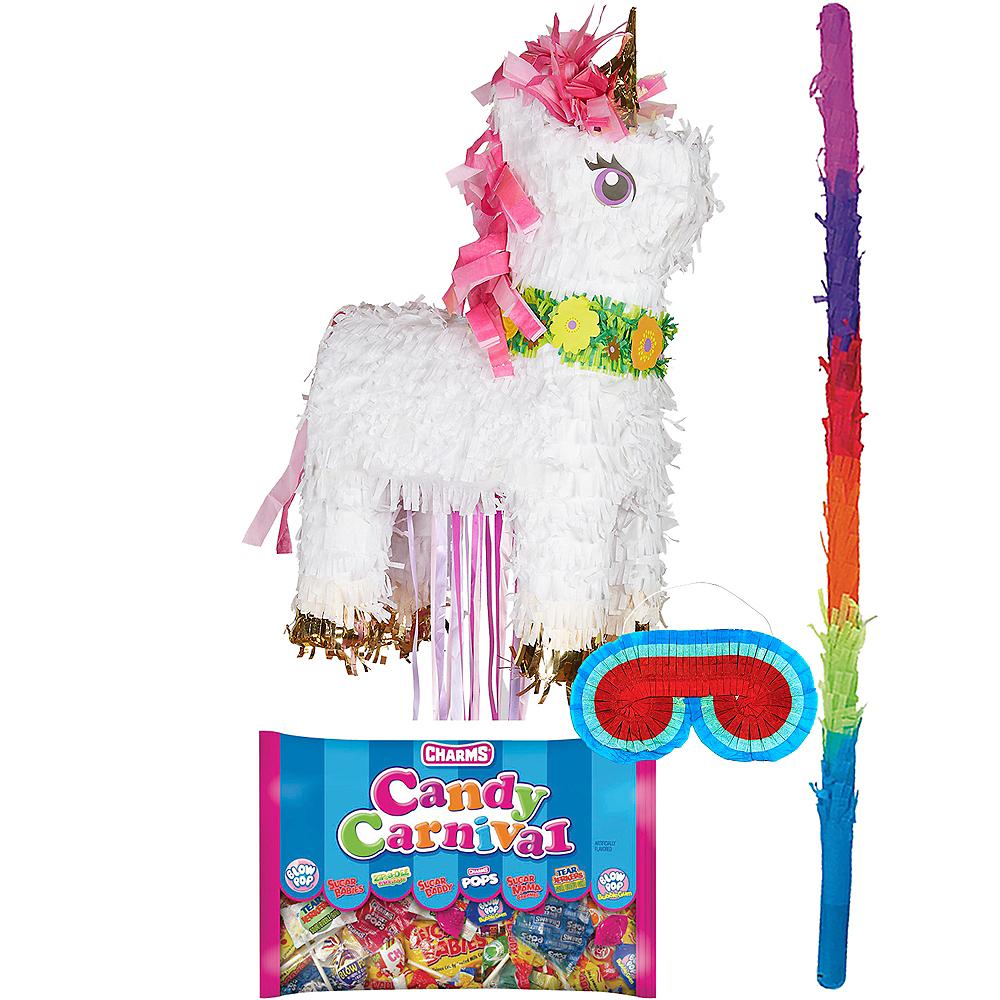 Sparkling Unicorn Pinata Kit Image #1