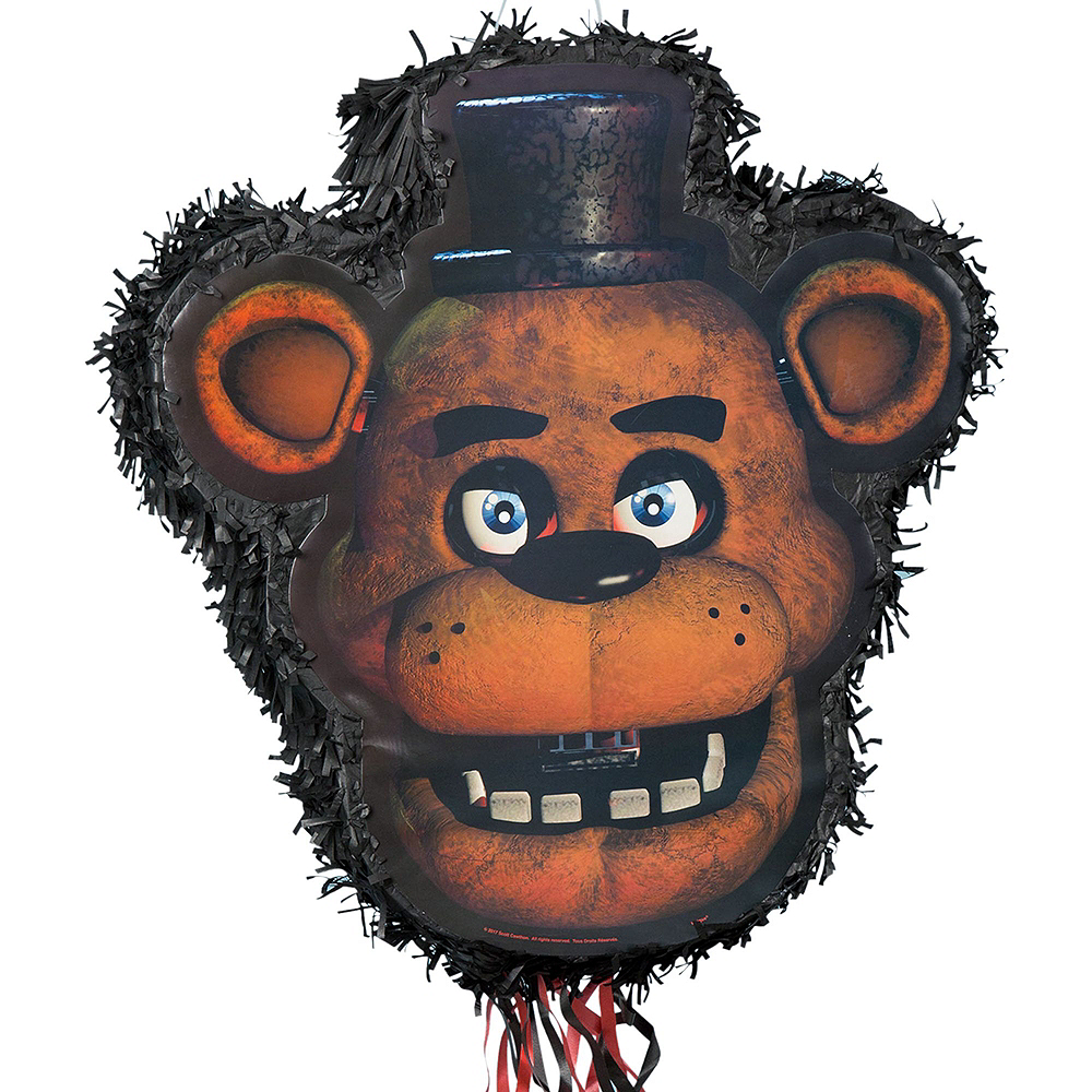 Freddy Fazbear Pinata Kit - Five Nights at Freddy's Image #2