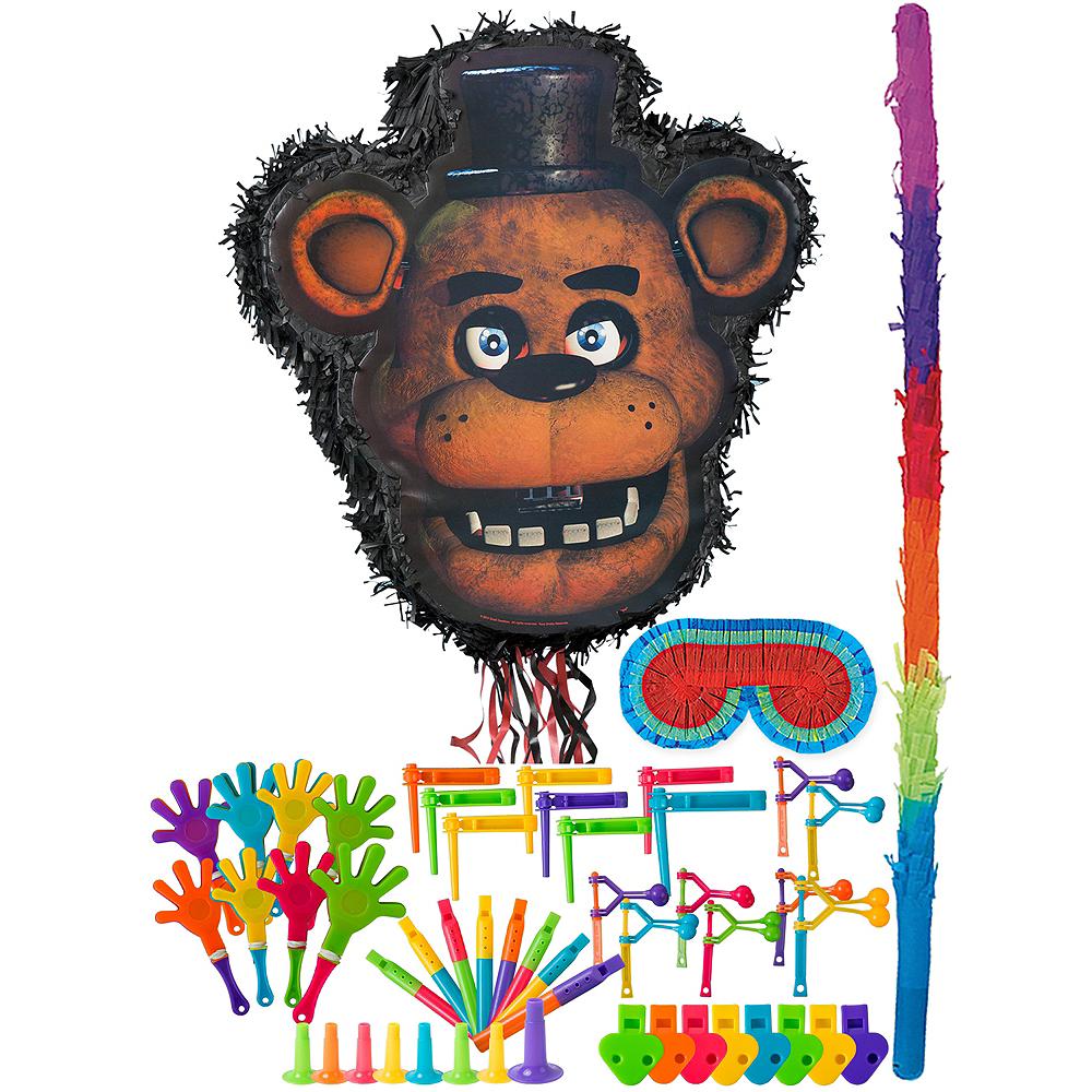 Freddy Fazbear Pinata Kit with Favors - Five Nights at Freddy's Image #1