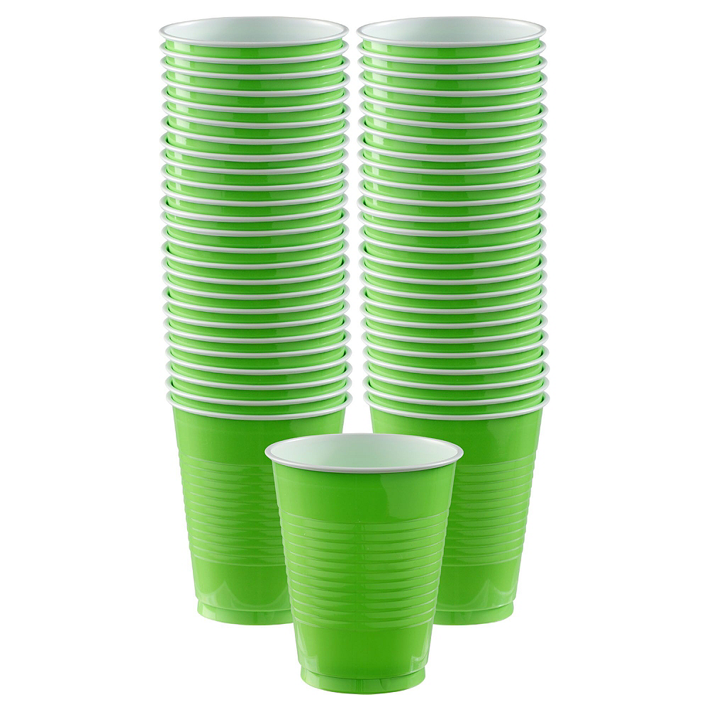 Clover Me Lucky Tableware Kit for 50 Guests Image #6