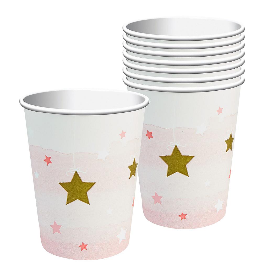 Pink Twinkle Twinkle 16ct Tableware Kit Image #6