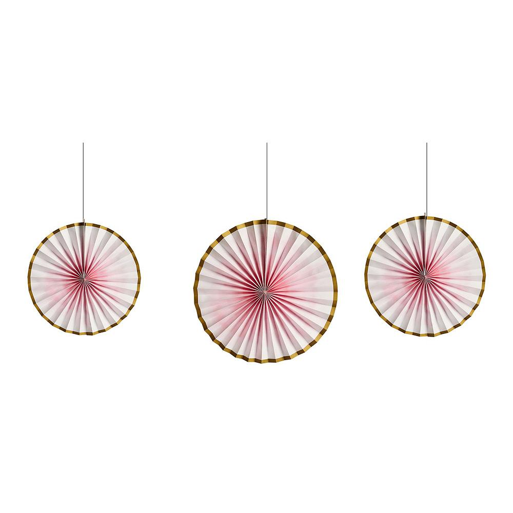 Pink Twinkle Twinkle Deluxe 32ct Tableware Kit Image #9