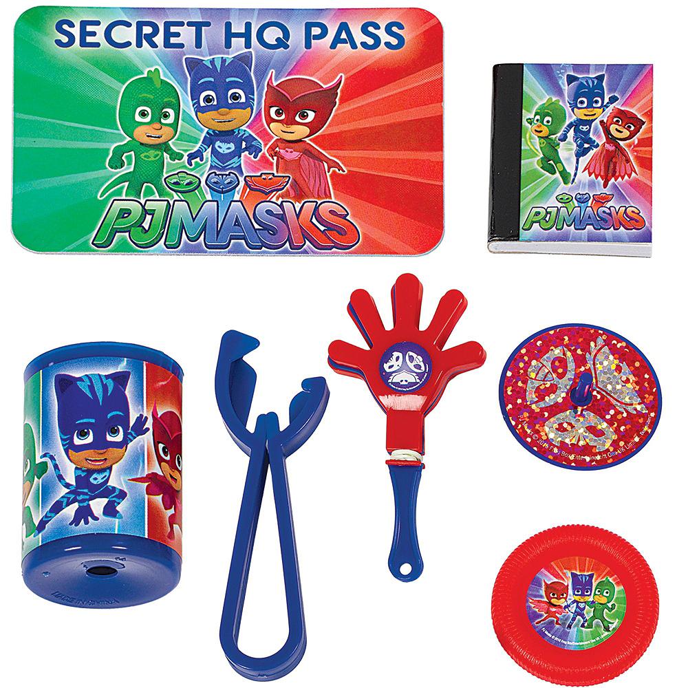 PJ Masks Super Favor Kit for 8 Guests Image #3