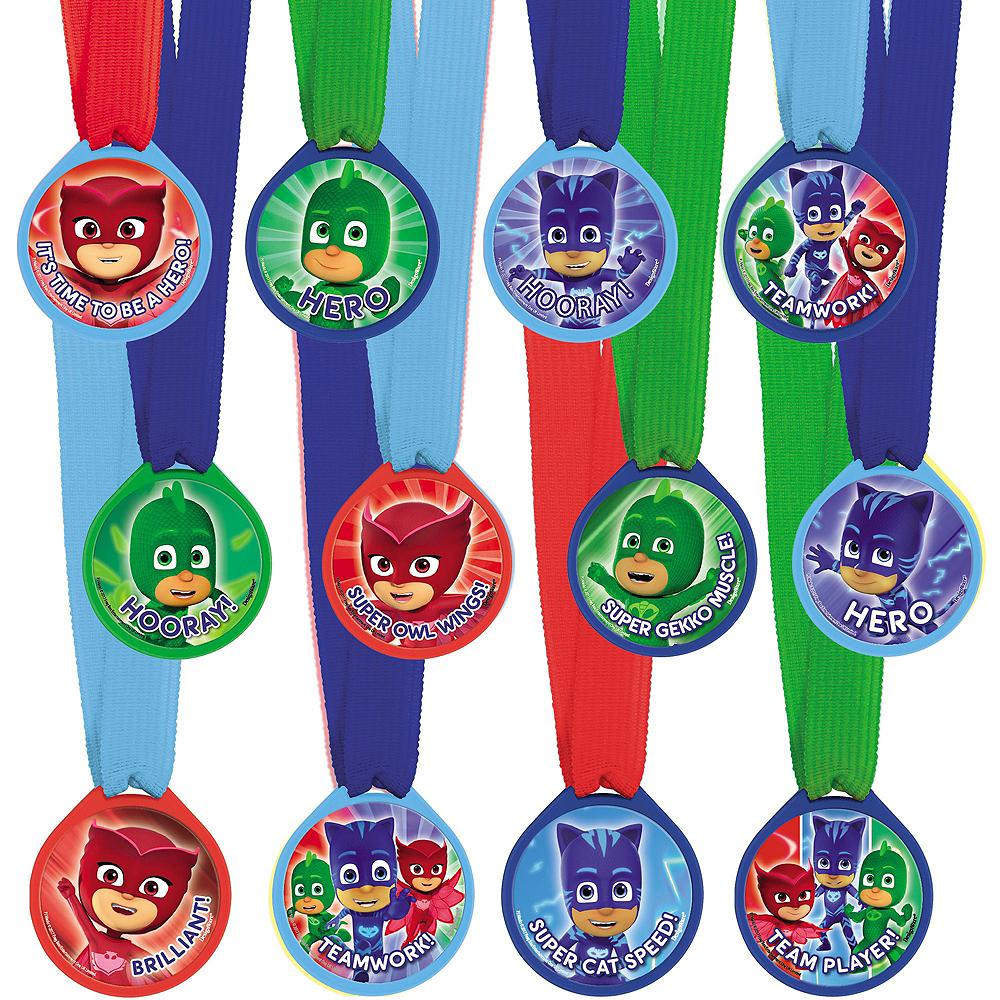 PJ Masks Ultimate Favor Kit for 8 Guests Image #3