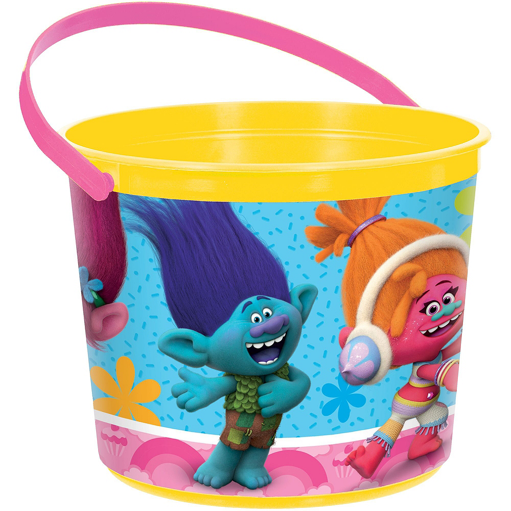Ultimate Party Supplies And Rental Store In City Of Nashville: Trolls Ultimate Favor Kit For 8 Guests