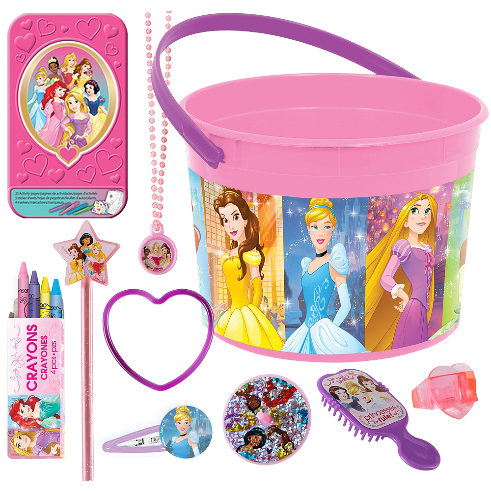 Disney Princess Ultimate Favor Kit for 8 Guests | Party City