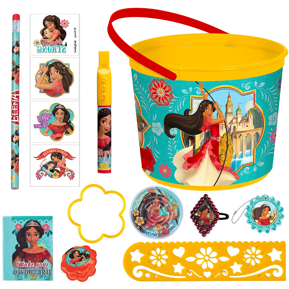 Elena of Avalor Ultimate Favor Kit for 8 Guests Image #1