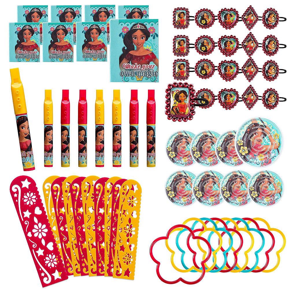 Elena of Avalor Ultimate Favor Kit for 8 Guests Image #3