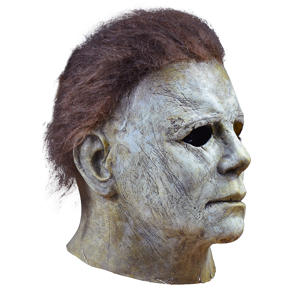 Halloween 2018 Michael Myers Knife.Scary Michael Myers Mask Halloween 2018 Movie