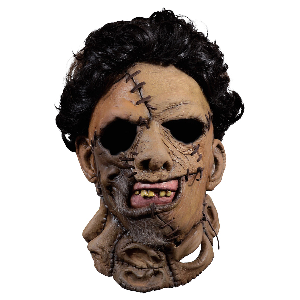 Leatherface Mask - The Texas Chainsaw Massacre 2 Image #1