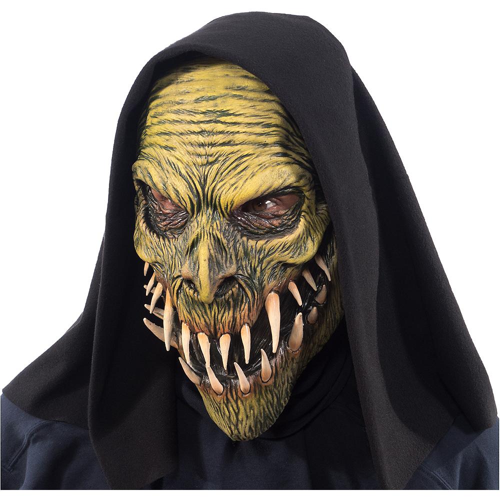 Adult Snarling Monster Mask Image #1