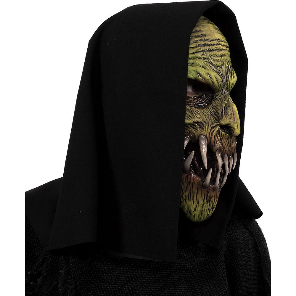 Adult Snarling Monster Mask Image #2