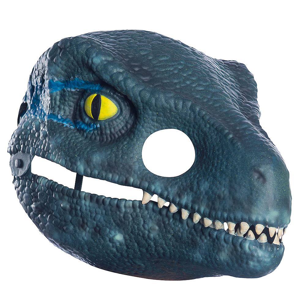 recherche de véritables prix incroyables juste prix Child Blue Mask with Moving Mouth - Jurassic World: Fallen Kingdom