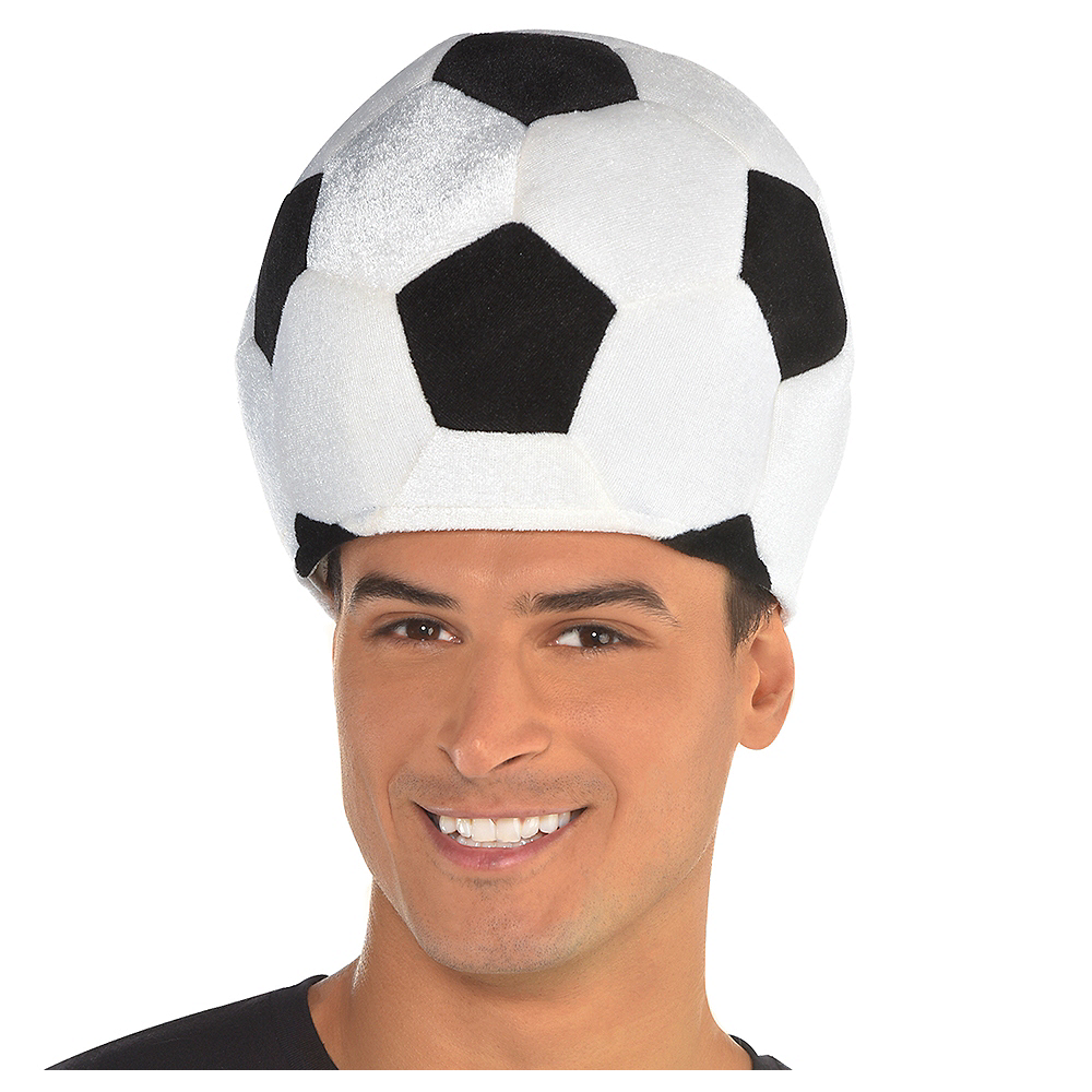 Soccer Ball Hat Image #1