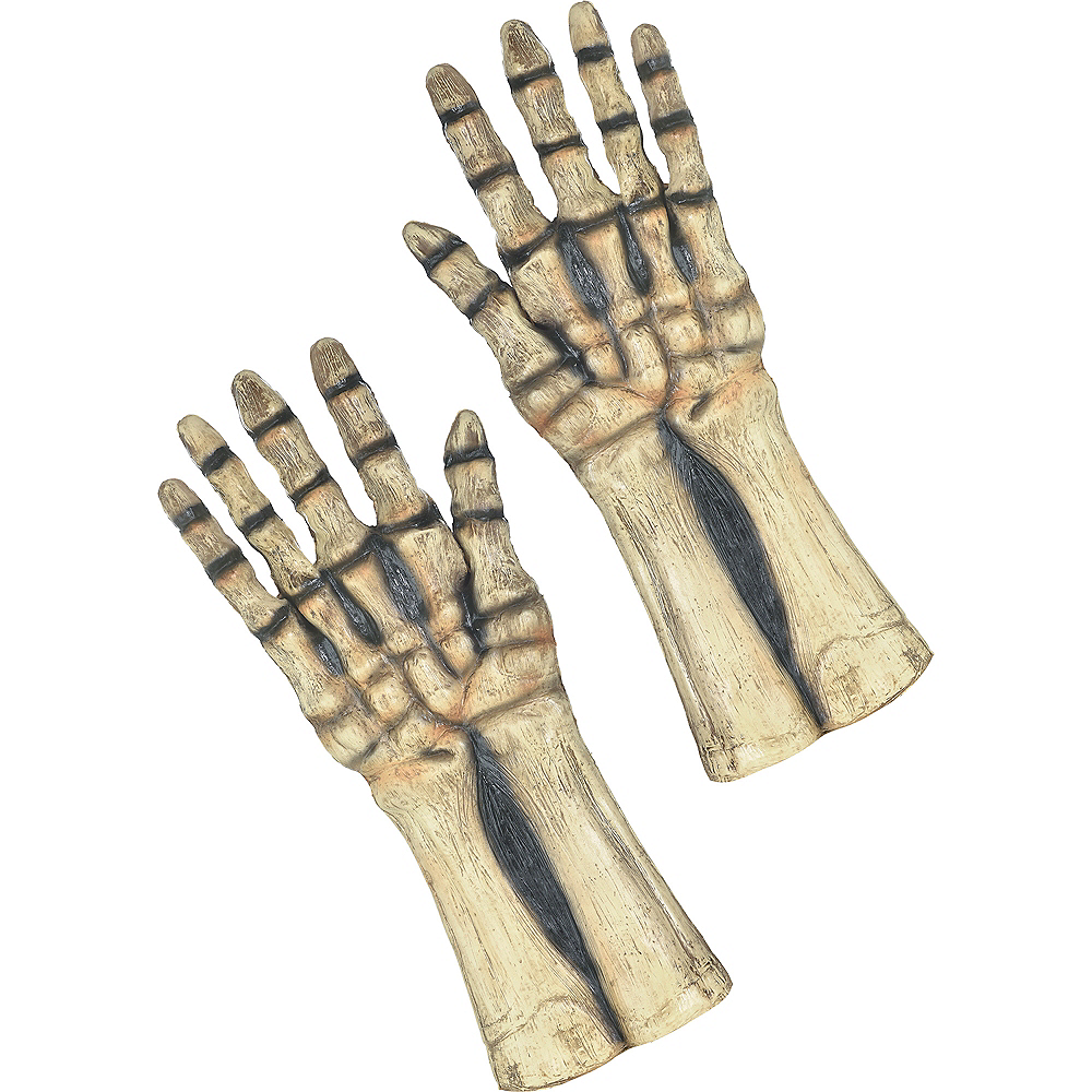 Skeleton Gloves Image #2