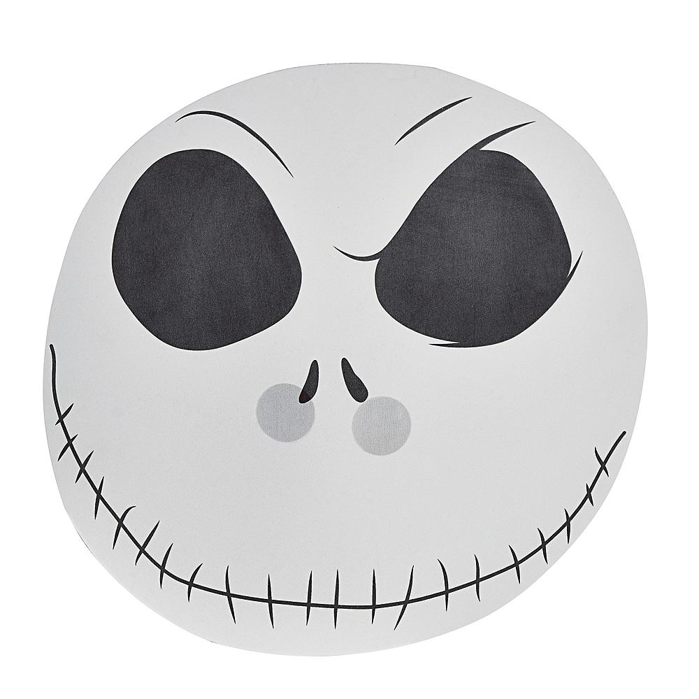 Oversized Jack Skellington Mask - The Nightmare Before Christmas Image #1