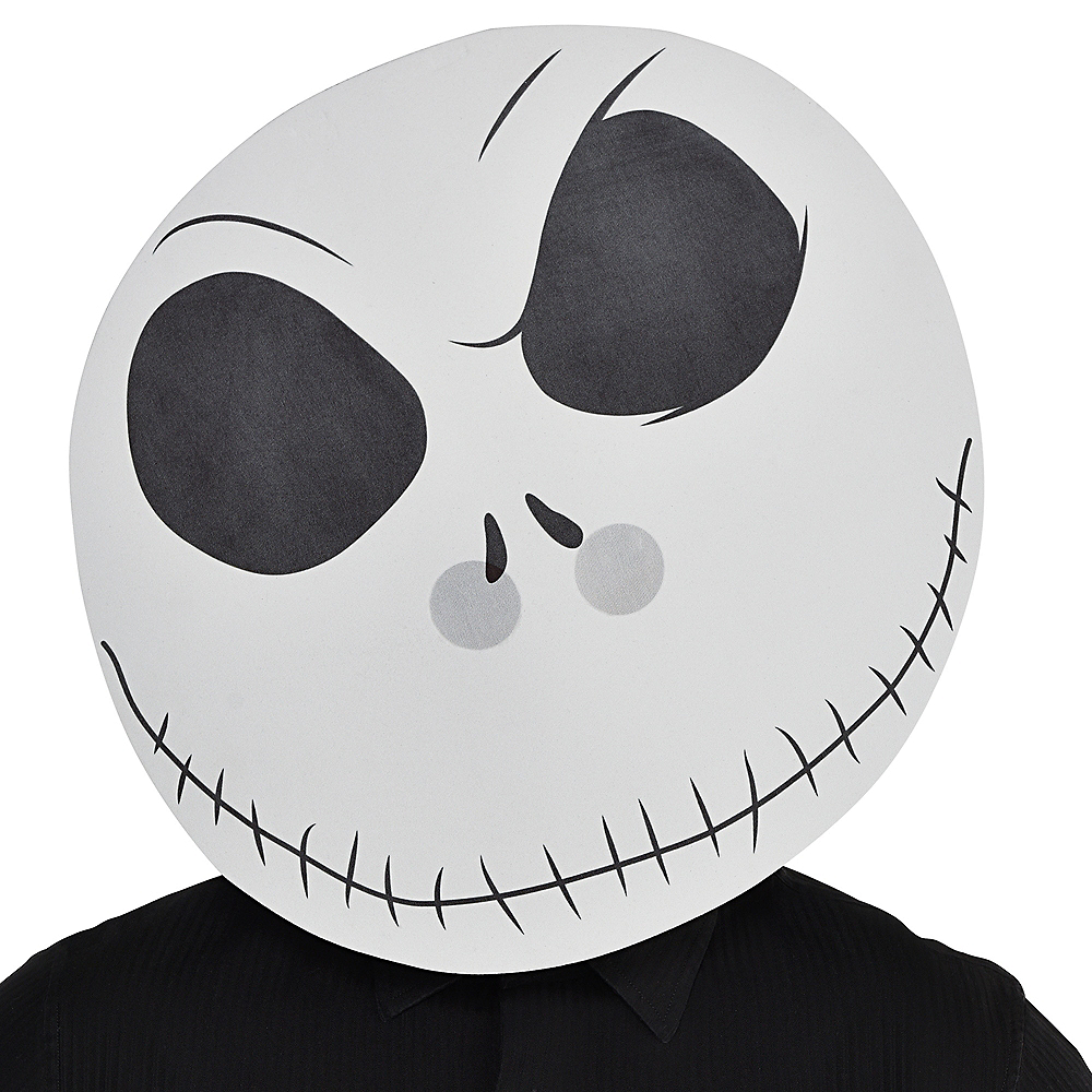 Oversized Jack Skellington Mask - The Nightmare Before Christmas Image #2