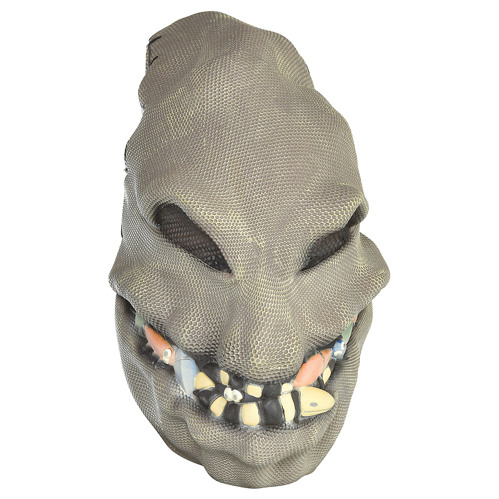 nav item for oogie boogie mask the nightmare before christmas image 1