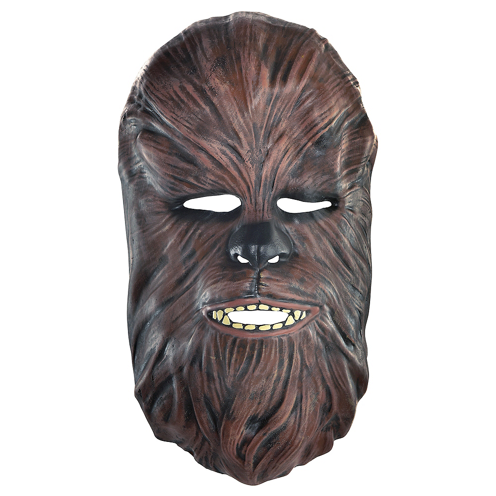 Chewbacca Mask - Star Wars Image #1