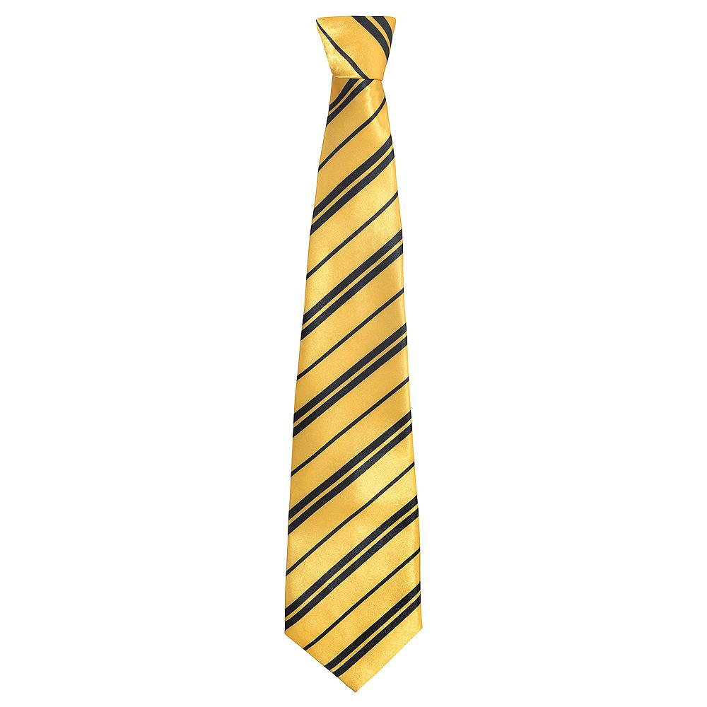 Hufflepuff Tie - Harry Potter Image #1