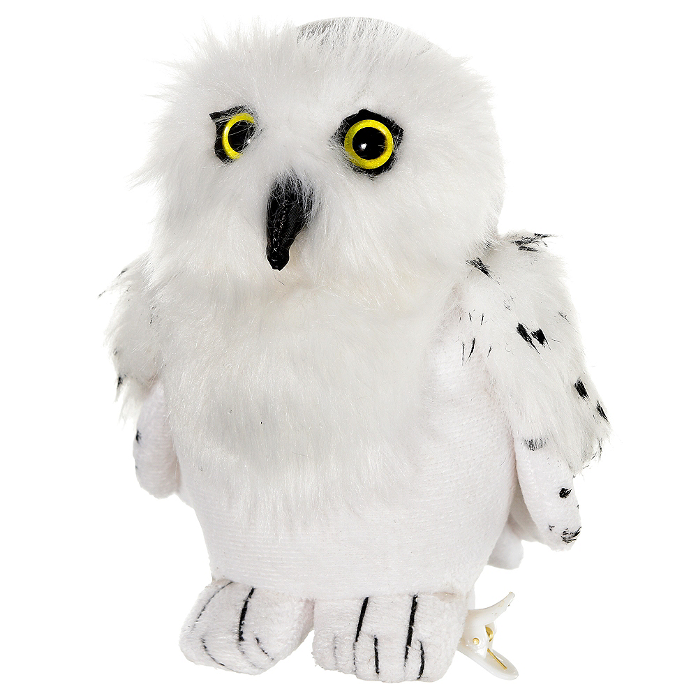 Nav Item for Hedwig Plush Clip - Harry Potter Image #1