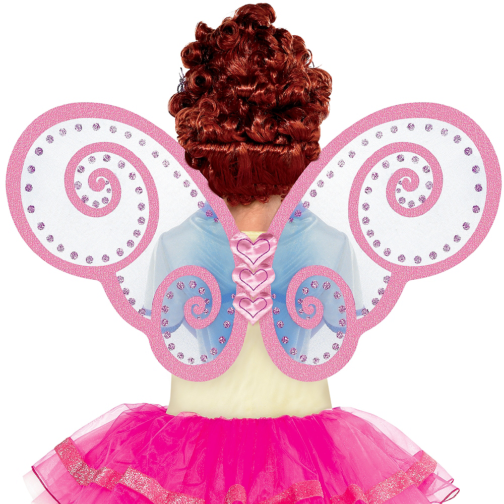 Girls Fancy Nancy Butterfly Wings Party City