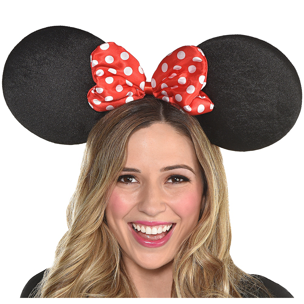 Minnie Mouse Ears Image #1