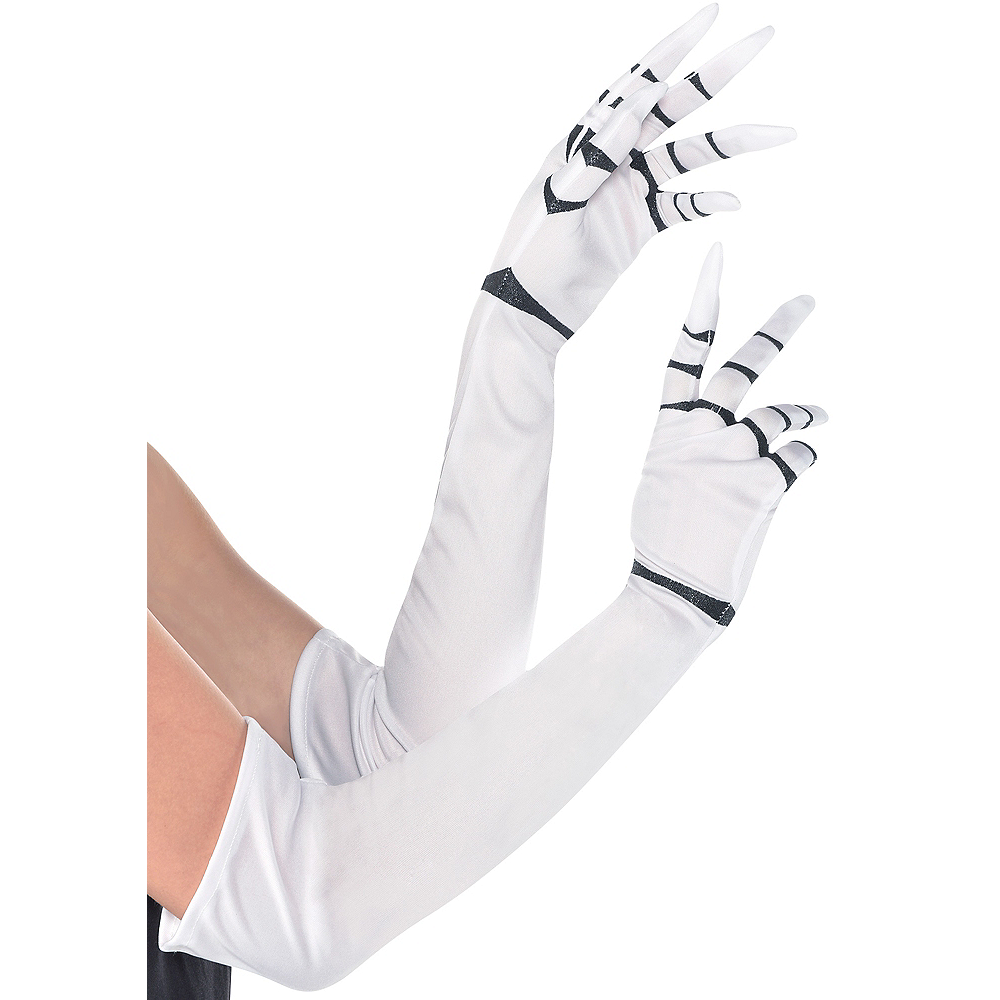 Jack Skellington Gloves - The Nightmare Before Christmas Image #1