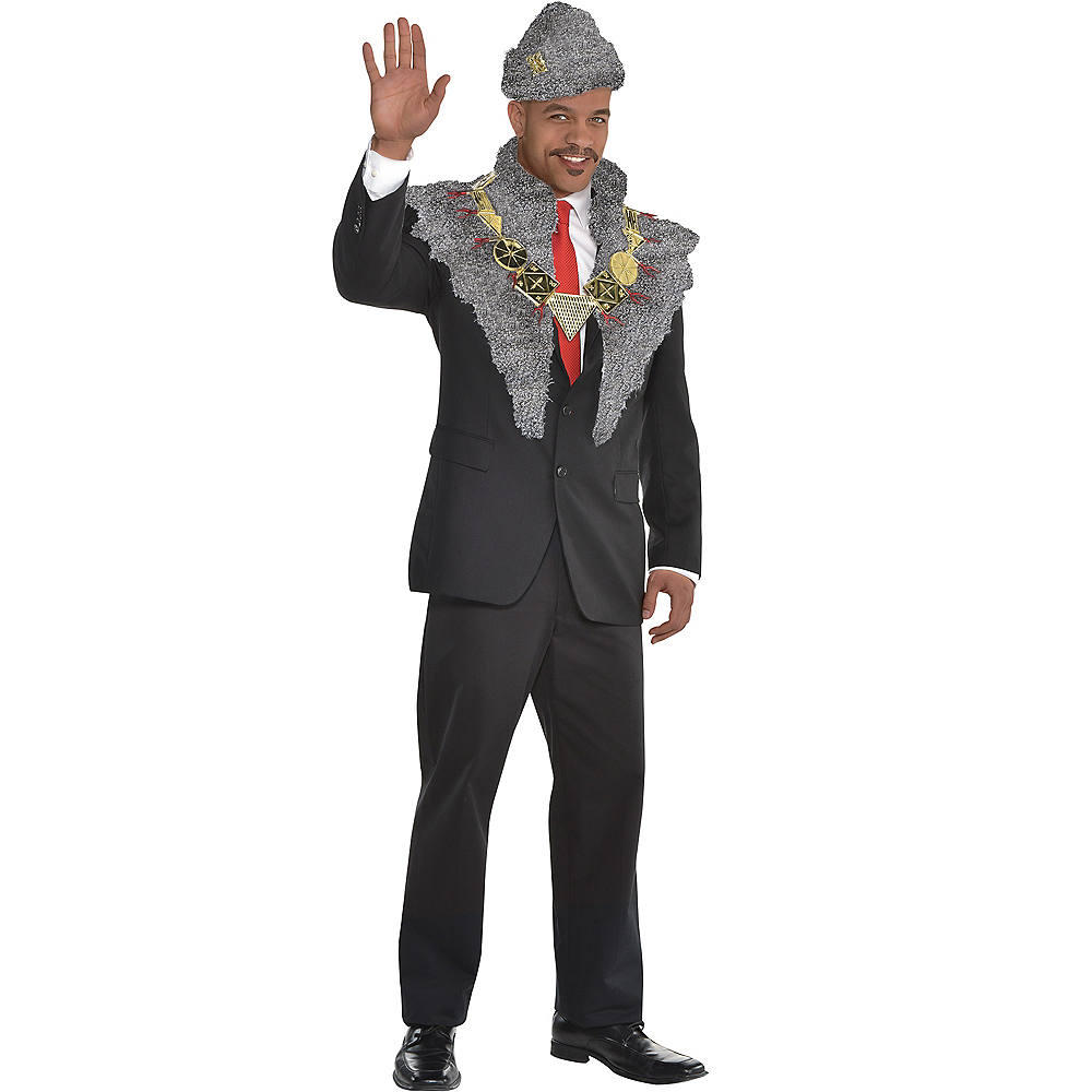 Adult Prince Akeem Costume Accessory Kit - Coming to America Image  1 86ff13dcd760