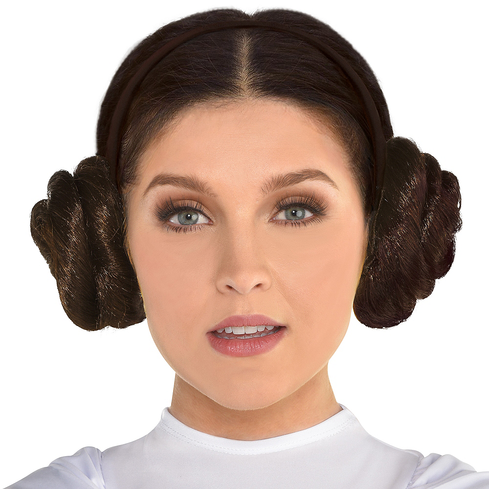 Nav Item for Princess Leia Buns Headband - Star Wars Image #1
